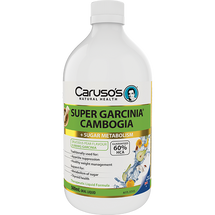 Caruso's Super Garcinia® Cambogia - 500ml oral liquid