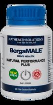 BergaMALE -  60 Tablets