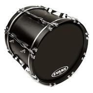 Evans MX2 Black Bass Drum Head