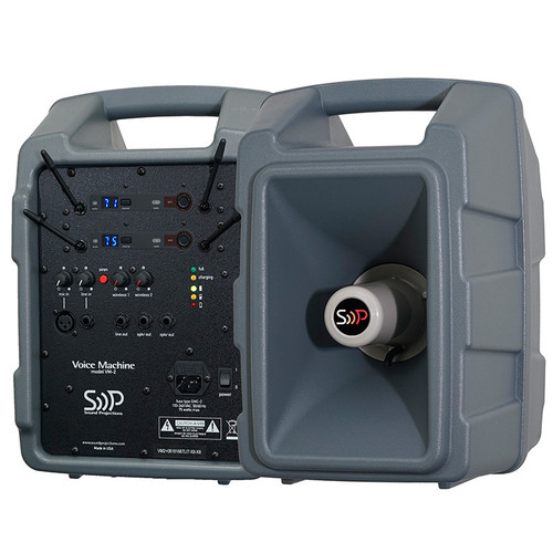 VMII Pictured...  VMI includes one wireless reciever and transmitter!