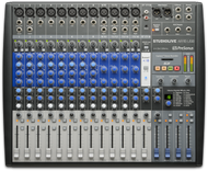 PreSonus AR16 StudioLive 18 Channel Digital/Analog Mixer