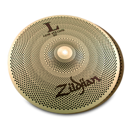 "Zildjian L80 Low Volume 13"" Hi Hat Cymbals"