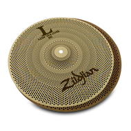 "Zildjian L80 Low Volume 14"" Hi Hat Cymbals"