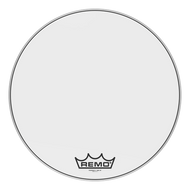 Remo Powermax 2 Ultra White Crimplock Bass Drum Head