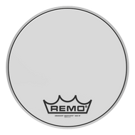 Remo Smooth White Crimplock Bass Drum Heads