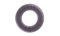 "1 3/8"" F436 Structural Flat Washer, Plain"