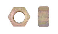 MS51967-18 Finished Hex Nut, Grade C, Cad Yellow (Box of 250)