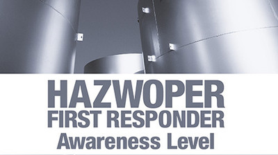 HAZWOPER First Responder: Awareness Level