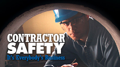 Contractor Safety: It's Everybody's Business
