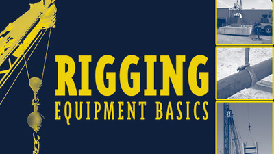 Rigging Equipment Basics