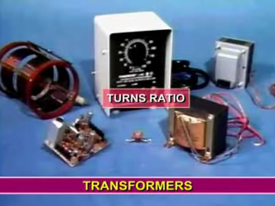AC/DC Electronics: Transformers
