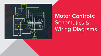 Motor Controls: Schematics & Wiring Diagrams