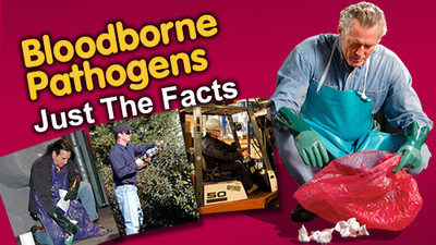 Bloodborne Pathogens: Just The Facts