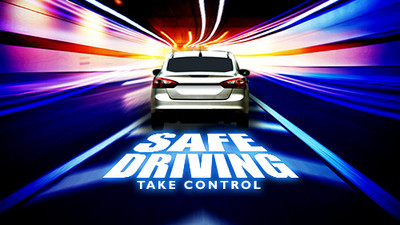 Safe Driving: Take Control