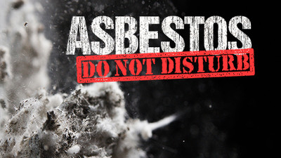Asbestos: Do Not Disturb