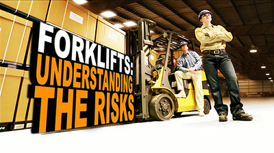 Forklifts: Understanding The Risks