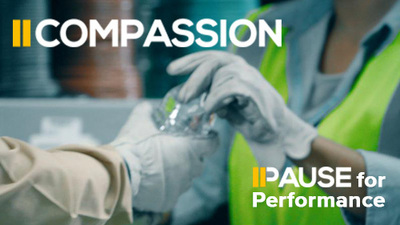 Pause for Performance: Compassion