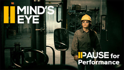Pause for Performance: Mind's Eye