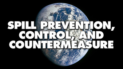 PFP: Spill Prevention, Control And Countermeasure