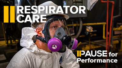 Pause for Performance: Respirator Care