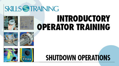 Operators & Their Responsibilities: Shutdown Operations