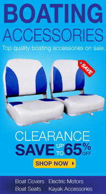 Boating Accessories Sale