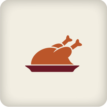 20 - 22 lbs. Christmas Turkey