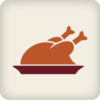34 - 36 lbs. Christmas Turkey