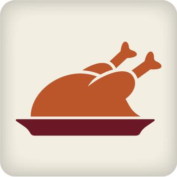 38 - 40 lbs. Christmas Turkey