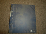 1998- Saab 9-5 Audio System SID Electrical Main Instrument Unit Service Manual