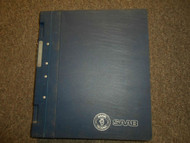 1994- Saab 900 Electrical System Instruments Audio System SID ICE Service Manual