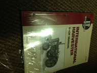 International Harvester IH Service Shop Manual 100 140 240 340 354 404 #IH-201 x