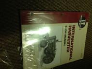 International Harvester IH Service Shop Manual 100 140 240 340 354 404 #IH-201 x
