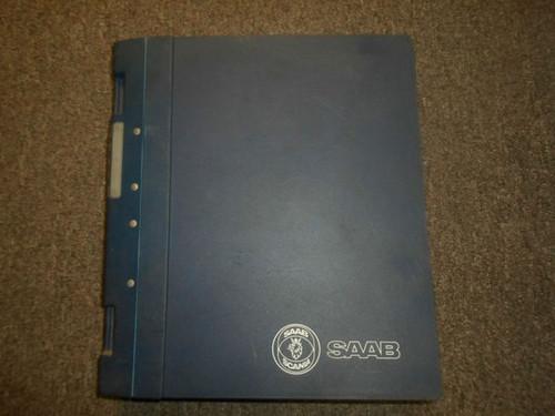 1994 95 1996 Saab 900 Electrical System Wiring Diagrams Service Repair Manual 96