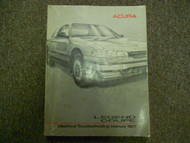 1987 Acura Legend Coupe Electrical Troubleshooting Wiring Diagram Manual NEW