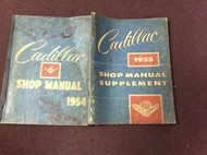 1954 CADILLAC ALL MODELS Repair Shop Service Manual SET OEM DEALERSHIP 54 OEM