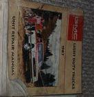 1987 GMC S/T ST CABALLERO Jimmy Truck S-15 SIERRA Service Shop Repair Manual 87