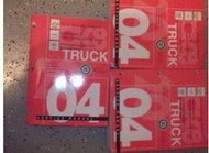 2004 GMC YUKON & DENALI SUV TRUCK Service Shop Repair Manual Set NEW OEM 04