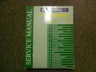 2003 Subaru Forester Body Section 6 Service Repair Manual FACTORY OEM BOOK 03