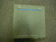 1990s 2000s MERCEDES Benz All Models Service Information Technical Manual OEM