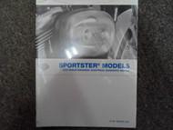 2004 Harley Davidson Sportster Electrical Diagnostic Service Repair Shop Manual