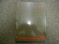 1996 97 98 1999 ACURA 3.5 Electrical Troubleshooting Manual FACTORY DUAL YEARS