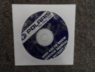 2005 POLARIS 440 IQ SNOW Service Repair Shop Manual CD FACTORY OEM 05