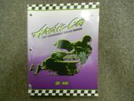 1997 Actic Cat ZR 440 ZR440 Service Repair Shop Manual FACTORY OEM BOOK 97 x