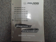 2002 POLARIS Magnum 323 500 ATV QUAD Service Shop Repair Manual FACTORY OEM X