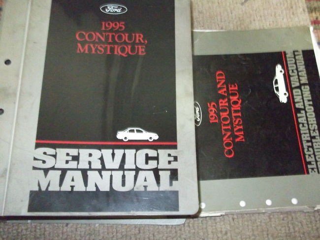 Diagram 1999 Ford Contour Mercury Mystique Service Manual Set 2 Volume Set And The Wiring Diagrams Manual Full Version Hd Quality Diagrams Manual Lcdwiring36 Podradio It