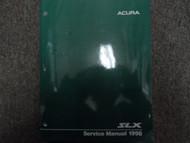 1998 Acura SLX Service Repair Shop Manual FACTORY DEALERSHIP OEM BOOK 98