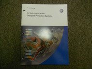 2008 VW Occupant Protection Systems Service Training Self Study Program Manual