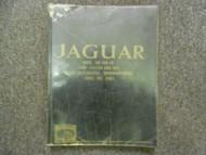 1951 1961 Jaguar MKS VII VIII IX XK120 140 150 Automatic Transmission Manual OEM