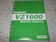 02 2003 2004 2005 Suzuki VZ1600 V Z 1600 MOTORCYCLE Service Shop Repair Manual